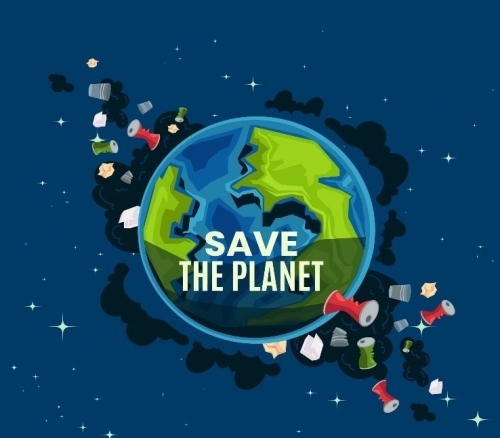 We Are Here to Save The Planet